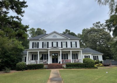 Roofing replacement in Fayetteville, GA